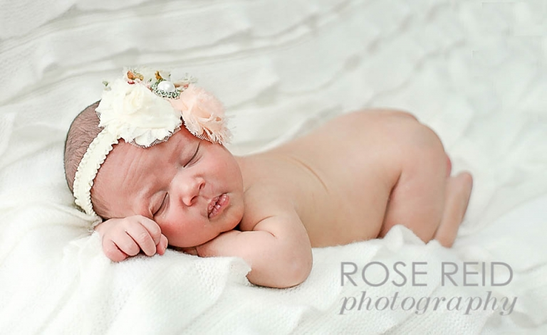 Newborn Photographer - Winter Park, FL