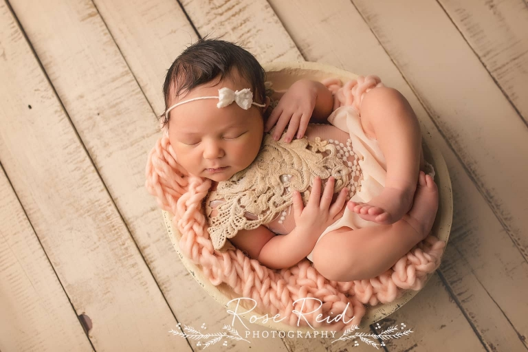 winter park newborn photographer